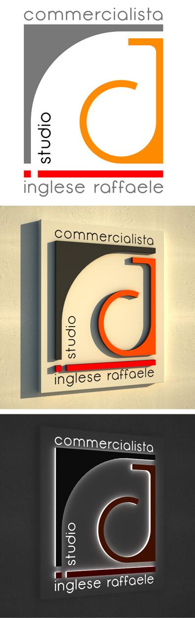 insegna studio commerciale inglese-architetto locuratolo-minervino murge-BAT-Puglia