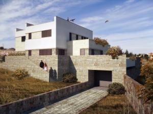 villa trifamigliare2-architetto locuratolo-minervino murge-BAT-Puglia