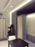 architetto locuratolo-design-interni-sala giochi PLAY GAME-dettaglio luci-minervino murge-bat-puglia